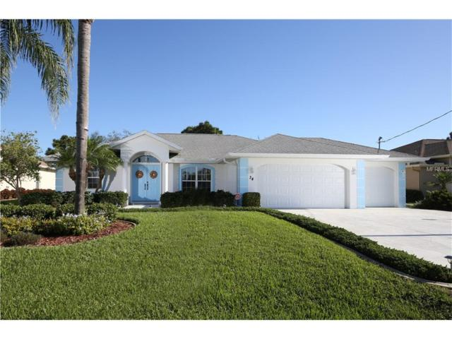 34 Fairway Road, Rotonda West, FL 33947 (MLS #D5921243) :: The BRC Group, LLC