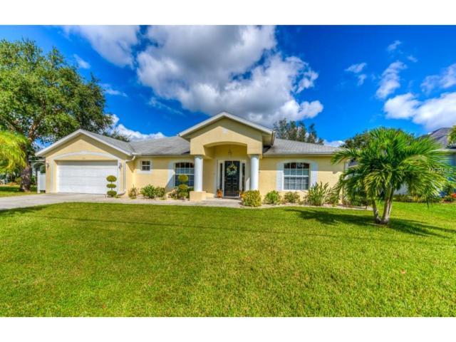 711 Boundary Boulevard, Rotonda West, FL 33947 (MLS #D5921252) :: The BRC Group, LLC