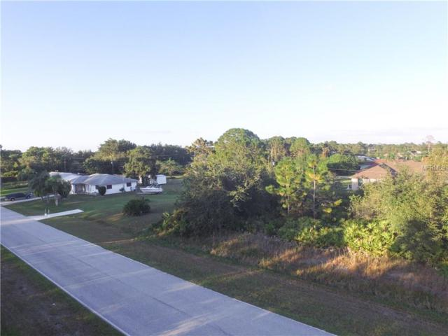 5288 Gillot Boulevard, Port Charlotte, FL 33981 (MLS #D5921282) :: The Lockhart Team
