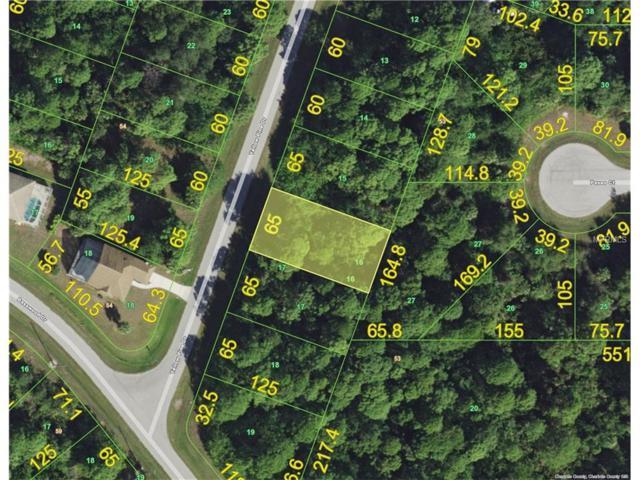 107 Yellow Pine Drive, Rotonda West, FL 33947 (MLS #D5921318) :: The BRC Group, LLC