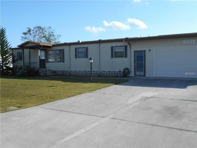 8449 Jacamar Drive, Englewood, FL 34224 (MLS #D5921354) :: Medway Realty