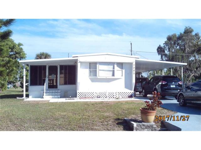 1285 Seagull (Lot 6) Drive, Englewood, FL 34224 (MLS #D5921460) :: The Duncan Duo Team