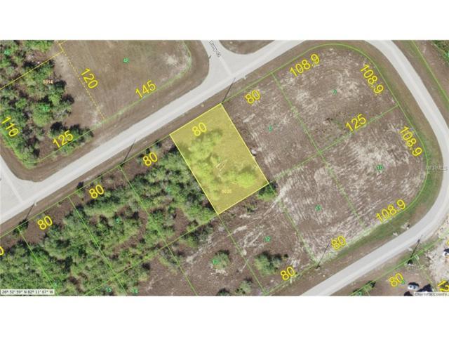 10591 Hatchett Circle, Port Charlotte, FL 33981 (MLS #D5921558) :: G World Properties