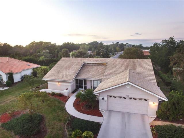332 Eden Drive, Englewood, FL 34223 (MLS #D5921711) :: Medway Realty