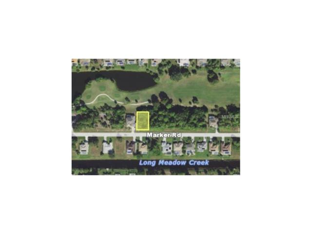 228 Marker Road, Rotonda West, FL 33947 (MLS #D5921749) :: The BRC Group, LLC