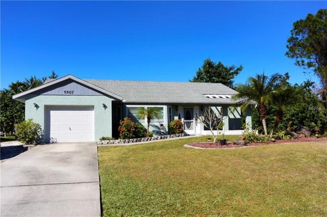 5507 Norlander Drive, Port Charlotte, FL 33981 (MLS #D5921816) :: The BRC Group, LLC