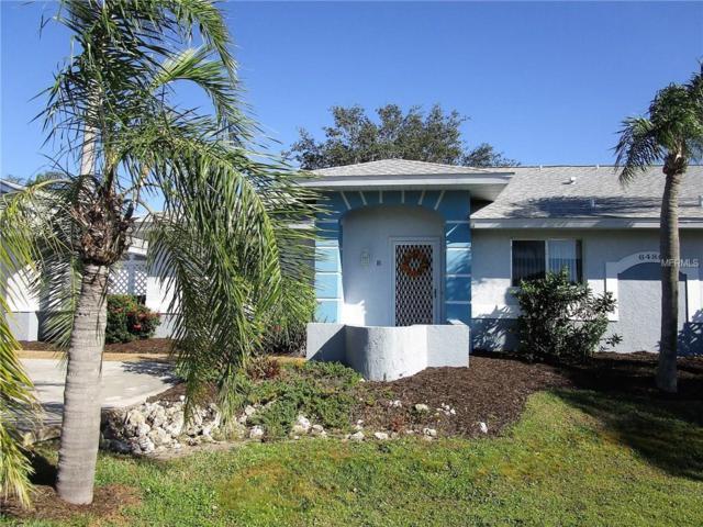6480 Hamlet Drive 6-B, Englewood, FL 34224 (MLS #D5921835) :: The BRC Group, LLC