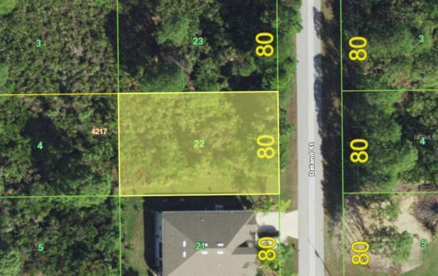 8175 Deland Street, Port Charlotte, FL 33981 (MLS #D5921841) :: The BRC Group, LLC