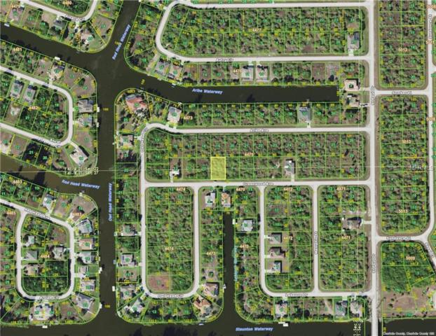15456 Greenwood Avenue, Port Charlotte, FL 33981 (MLS #D5921881) :: Mark and Joni Coulter | Better Homes and Gardens