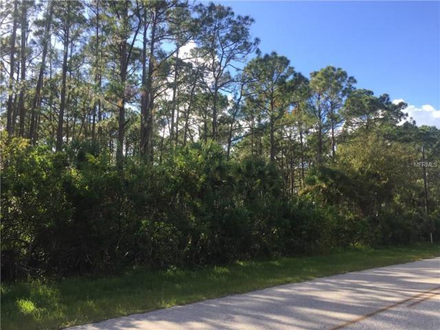 12365 Chamberlain Boulevard, Port Charlotte, FL 33953 (MLS #D5921893) :: Carrington Real Estate Services