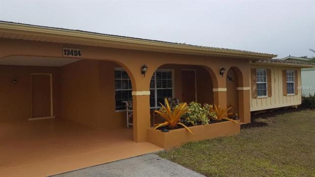13494 Newport Avenue, Port Charlotte, FL 33981 (MLS #D5922145) :: Premium Properties Real Estate Services