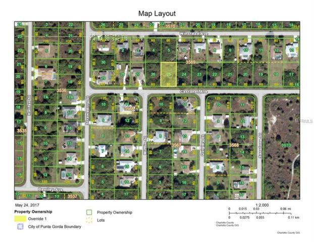 10198 Castanet Avenue, Englewood, FL 34224 (MLS #D5922240) :: Medway Realty