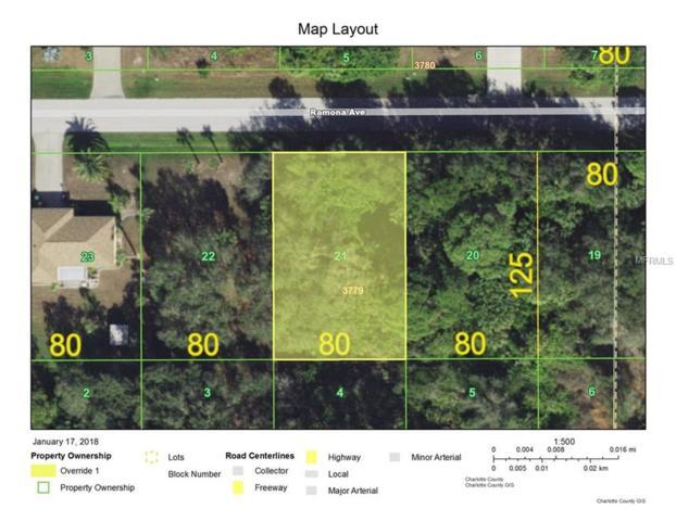 11981 Ramona Avenue, Port Charlotte, FL 33981 (MLS #D5922431) :: Medway Realty