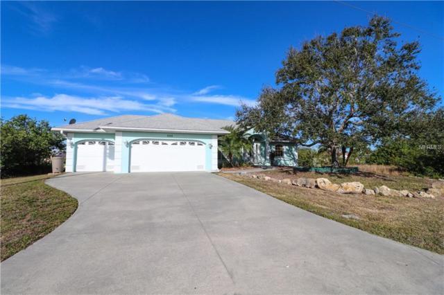 9206 Rosebud Circle, Port Charlotte, FL 33981 (MLS #D5922436) :: The Lockhart Team