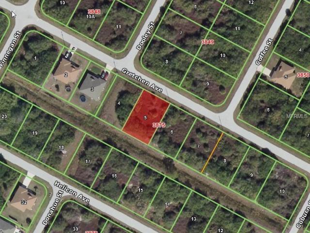 12173 Gretchen Avenue, Port Charlotte, FL 33981 (MLS #D5922439) :: The BRC Group, LLC
