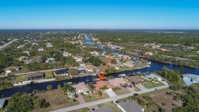 9200 Arrid Circle, Port Charlotte, FL 33981 (MLS #D5922482) :: The Lora Keller & Jennifer Carpenter Team
