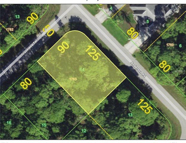 5202 Grassland Terrace, Port Charlotte, FL 33981 (MLS #D5922502) :: The BRC Group, LLC