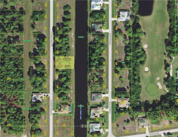 282 W Pine Valley Lane, Rotonda West, FL 33947 (MLS #D5922508) :: The BRC Group, LLC