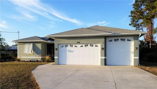 515 Boundary Boulevard, Rotonda West, FL 33947 (MLS #D5922511) :: Team Pepka