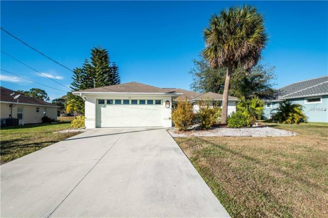 513 Rotonda Circle, Rotonda West, FL 33947 (MLS #D5922525) :: The BRC Group, LLC