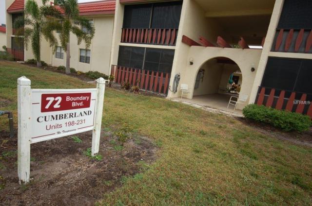 72 Boundary Boulevard #230, Rotonda West, FL 33947 (MLS #D5922561) :: The BRC Group, LLC