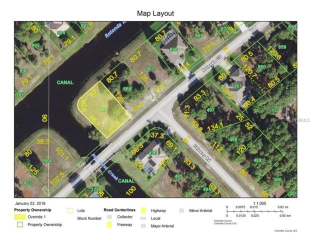 407 Rotonda Circle, Rotonda West, FL 33947 (MLS #D5922576) :: The BRC Group, LLC