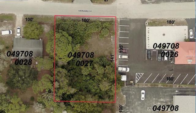 Harvard St Lot 57 Street, Englewood, FL 34223 (MLS #D5922667) :: The Duncan Duo Team