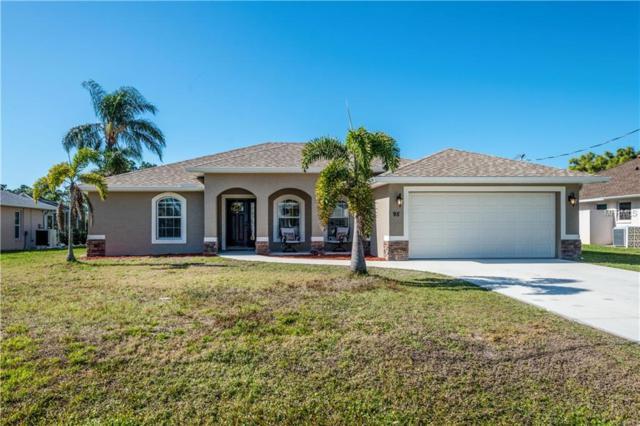 95 Fairway Road, Rotonda West, FL 33947 (MLS #D5922779) :: The BRC Group, LLC