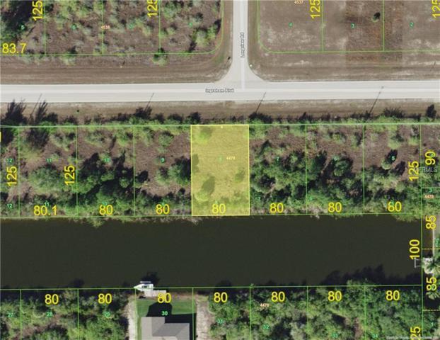 15125 Ingraham Boulevard, Port Charlotte, FL 33981 (MLS #D5922816) :: The Lockhart Team