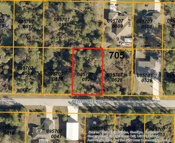 Bellefonte (Lot 27) Avenue, North Port, FL 34286 (MLS #D5922877) :: Griffin Group