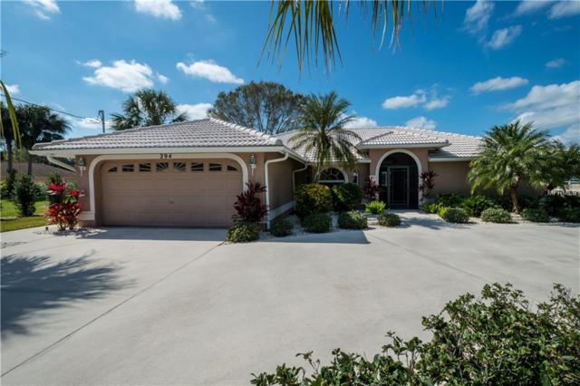 294 Mariner Lane, Rotonda West, FL 33947 (MLS #D5922921) :: The BRC Group, LLC