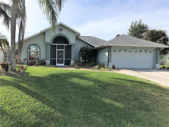 3 Sportsman Road, Rotonda West, FL 33947 (MLS #D5922973) :: The BRC Group, LLC