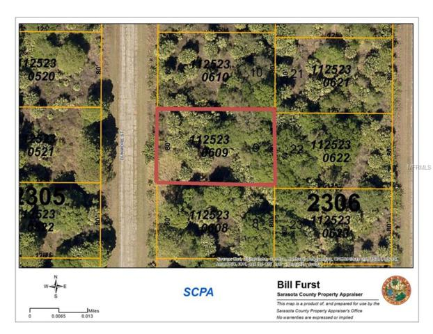 Dunmore Street, North Port, FL 34288 (MLS #D5923011) :: Griffin Group