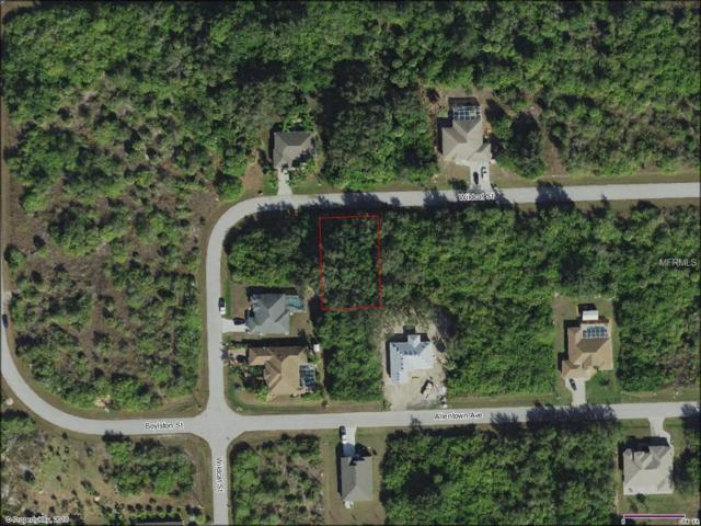 10194 Wildcat Street, Port Charlotte, FL 33981 (MLS #D5923017) :: G World Properties