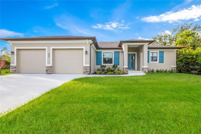 227 Long Meadow Lane, Rotonda West, FL 33947 (MLS #D5923050) :: Godwin Realty Group