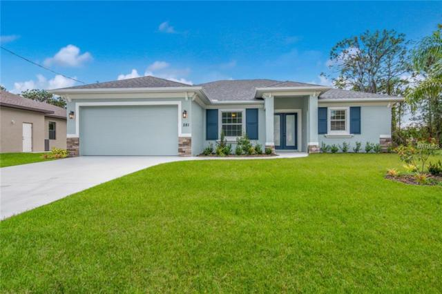 281 White Marsh Lane, Rotonda West, FL 33947 (MLS #D5923057) :: Griffin Group