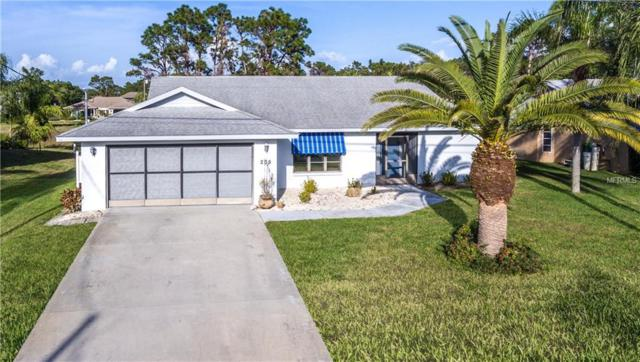205 Mark Twain Lane, Rotonda West, FL 33947 (MLS #D5923100) :: The BRC Group, LLC