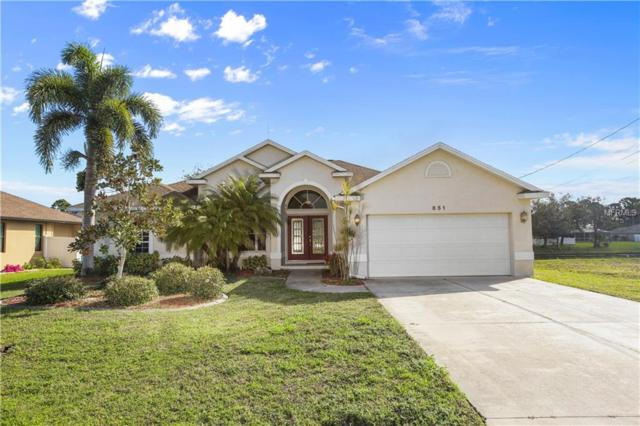 851 Rotonda Circle, Rotonda West, FL 33947 (MLS #D5923117) :: Godwin Realty Group