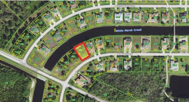 129 Medalist Road, Rotonda West, FL 33947 (MLS #D5923172) :: Griffin Group