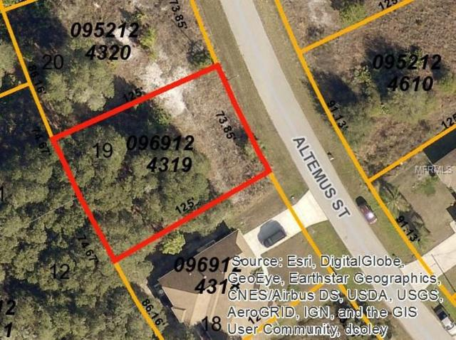 Altemus Street, North Port, FL 34291 (MLS #D5923197) :: Godwin Realty Group