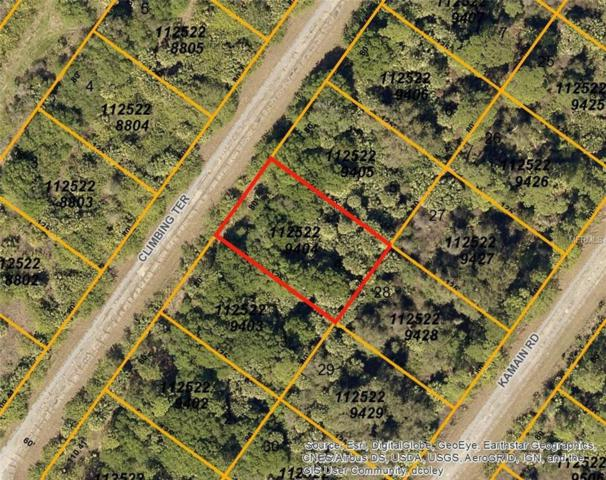 Climbing (Lot 4) Terrace, North Port, FL 34288 (MLS #D5923201) :: Griffin Group