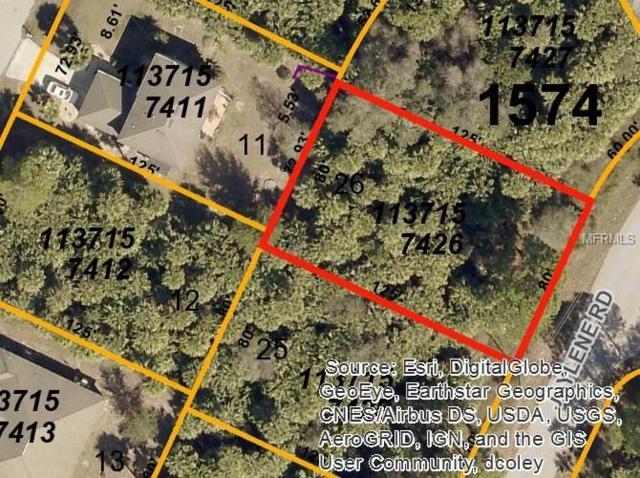 Jaylene Road, North Port, FL 34288 (MLS #D5923211) :: Griffin Group