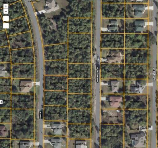 Enid Lane, North Port, FL 34288 (MLS #D5923237) :: Godwin Realty Group