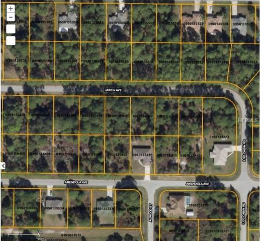 Laskin Avenue, North Port, FL 34291 (MLS #D5923242) :: Godwin Realty Group