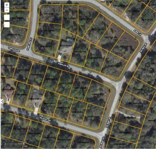 Towhlen Road, North Port, FL 34291 (MLS #D5923250) :: Godwin Realty Group