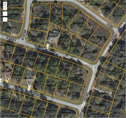 Towhlen Road, North Port, FL 34291 (MLS #D5923251) :: Godwin Realty Group