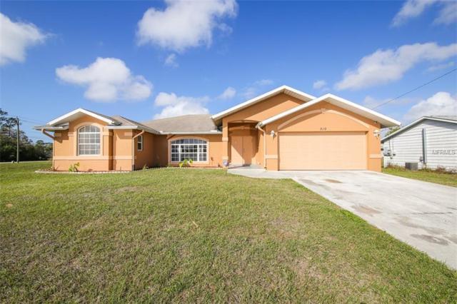 519 Fletcher Street, Port Charlotte, FL 33954 (MLS #D5923254) :: Premium Properties Real Estate Services