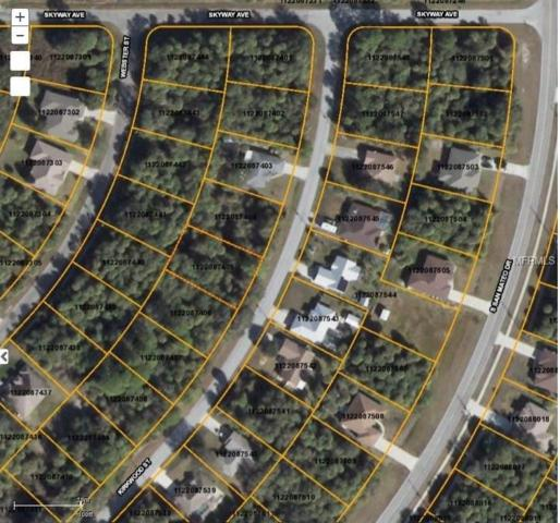 Kirkwood Street, North Port, FL 34288 (MLS #D5923264) :: Medway Realty
