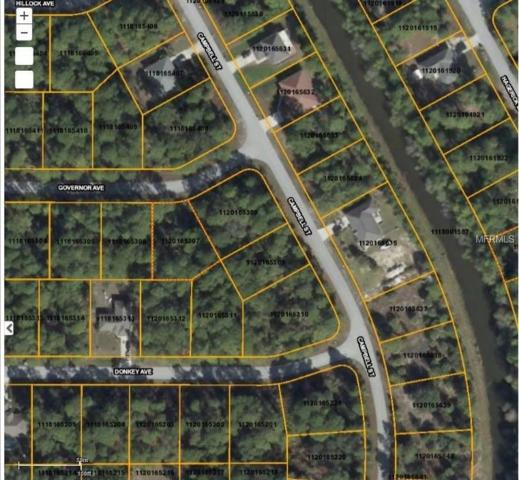 Governor Avenue, North Port, FL 34288 (MLS #D5923265) :: Griffin Group