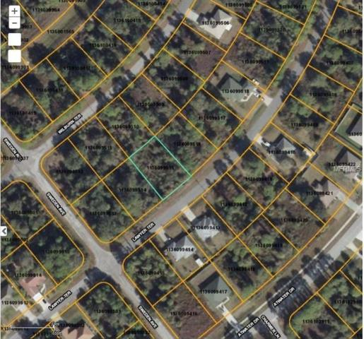 Lawyer Terrace, North Port, FL 34288 (MLS #D5923270) :: Medway Realty